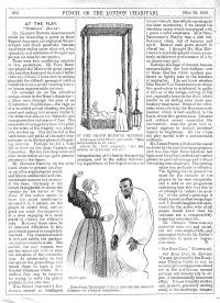 Punch Review of Paul Robeson, Sybil Thorndike and Peggy Ashcroft in Othello at the Savoy Theatre May 1930